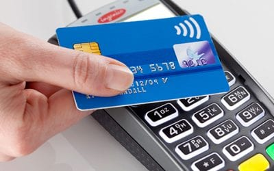 What is the cost of processing card payments?
